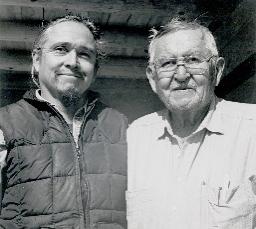 Bob Haozous, Executive Director Allan Houser Foundation